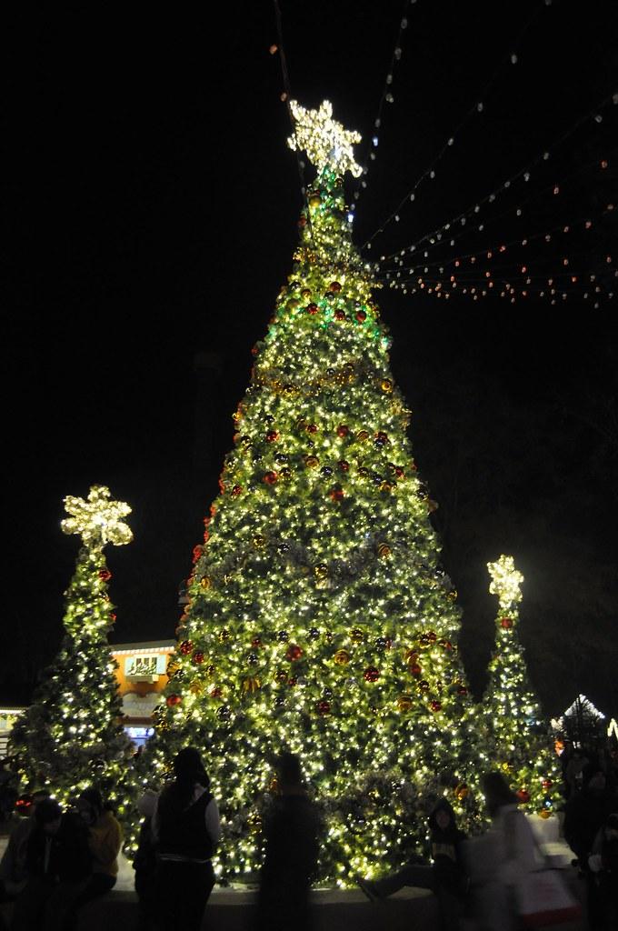 Christmas Town 2013 At Busch Gardens Williamsburg Inside