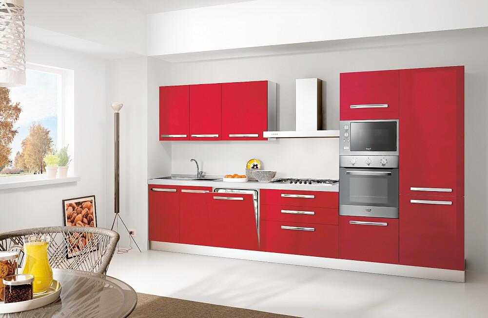 Cucine Moderne Rosse | Zdrojovykod