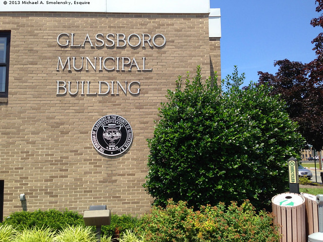 Glassboro NJ Municipal Court