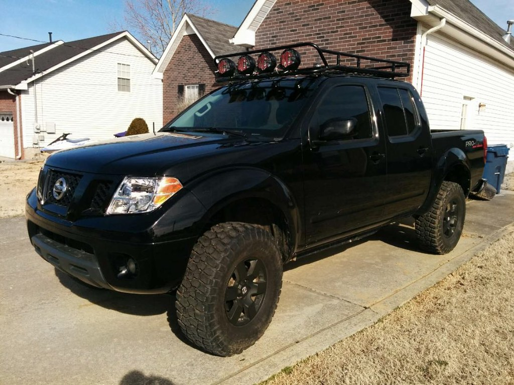 Nissan frontier roof rack home design ideas and pictures nissan frontier full replacement roof rack crew cab frontiu2026 flickr vanachro Choice Image