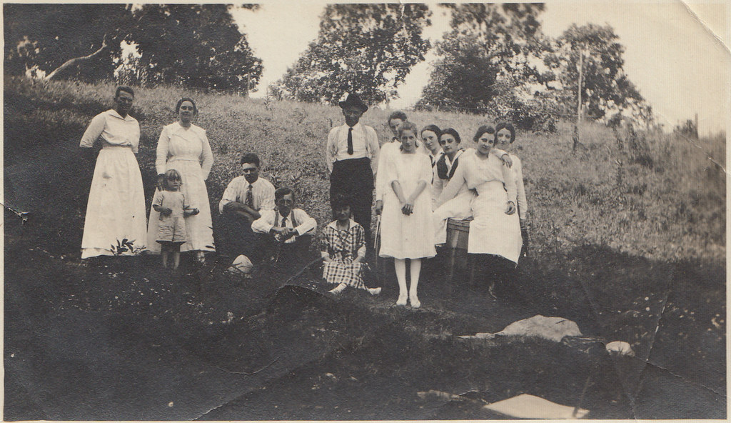Klar Family on May or July? 19 1919