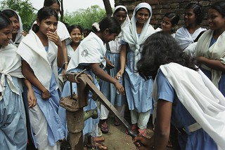 Students get water | by World Bank Photo Collection