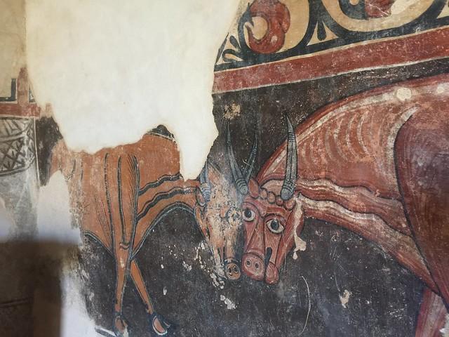 Pinturas de San Baudelio de Berlanga (Berlanga de Duero, Soria)