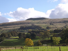 View from Hawes
