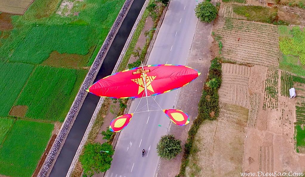 Diều Ngôi Sao Việt Nam