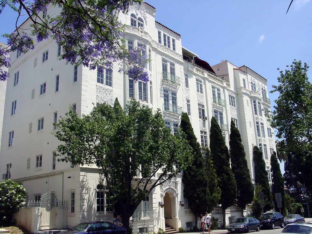 West Hollywood Apartment Buildings