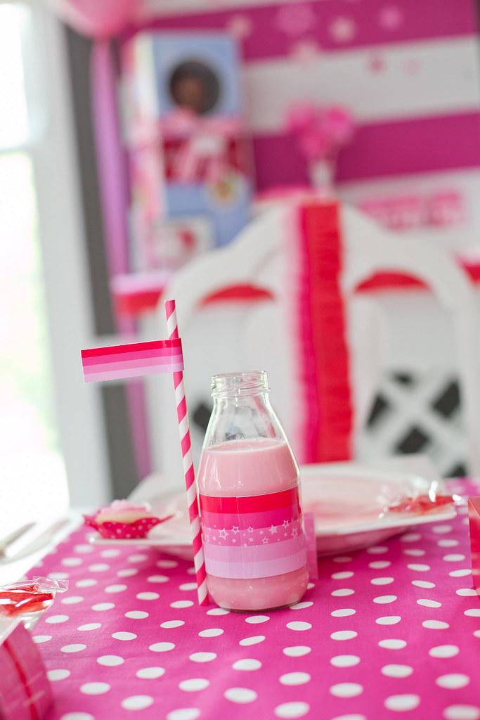American Girl Doll Birthday Party Craft Ideas