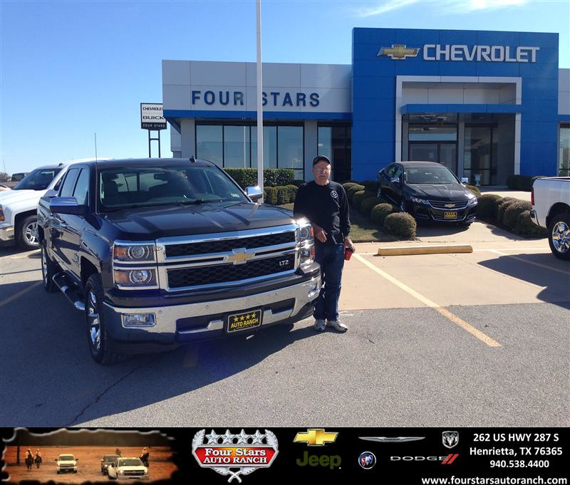 Four Stars Auto Ranch >> Thank you to Don And Peggy Pepper on your new truck from S… | Flickr