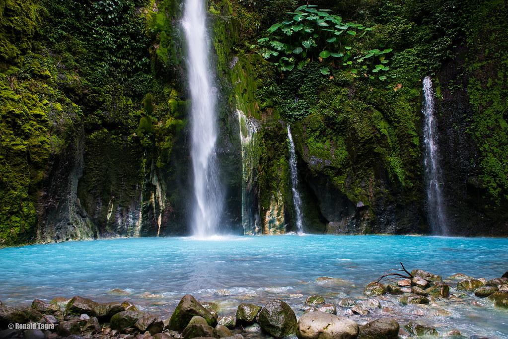 Sibolangit Waterfall Ronald Tagra Flickr