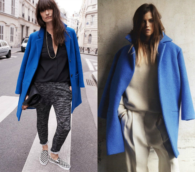 Inspiration-how-to-wear-oversized-cobalt-blue-coat
