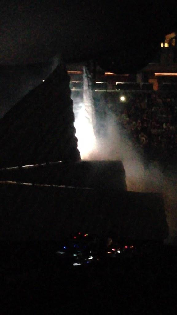 Kanye West Kanye West At Madison Square Garden On