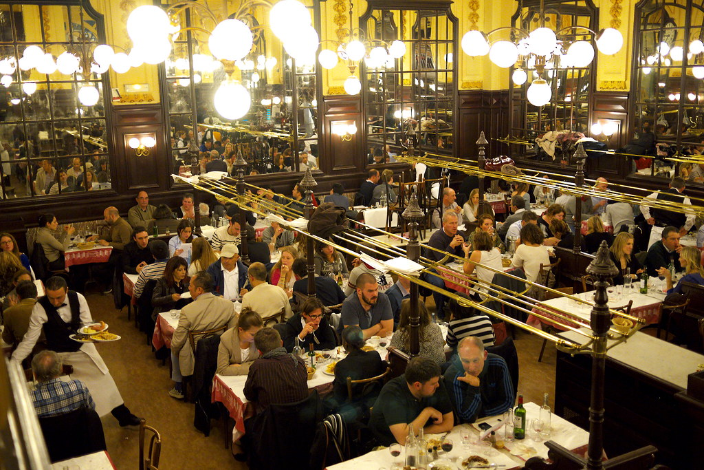 Cafe Le Bouillon Paris