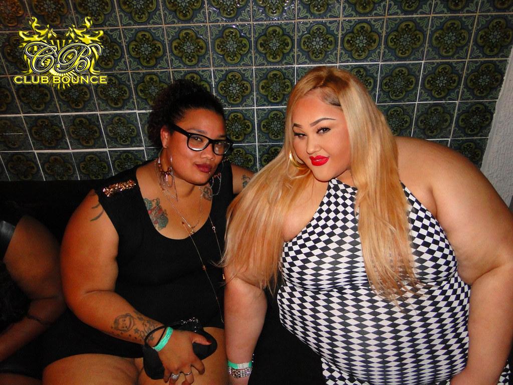in la clubs Bbw