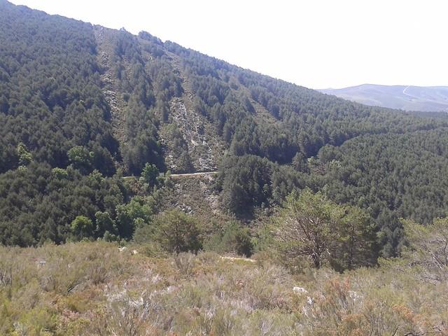 Montes de O Invernadeiro en Vilariño de Conso