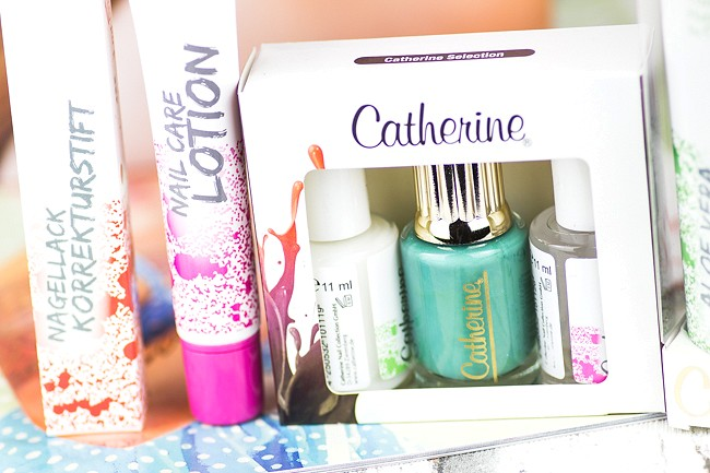 beautypress Event, Catherine Nail-Collection