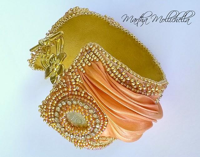 numismatic jewels handmade jewels embroidery martha mollichella italy