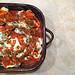 Manti with tomato butter and yogurt