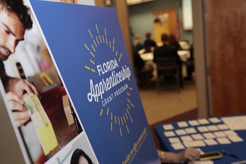 2017 Fl Apprenticeship Grant Event