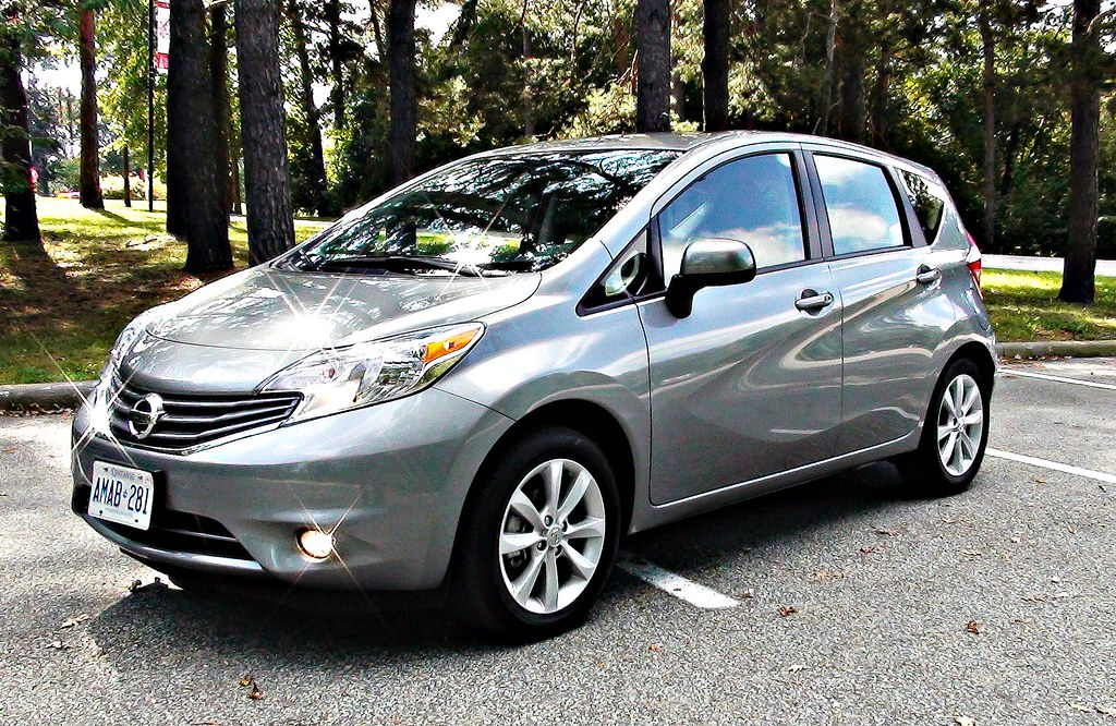 2014 nissan versa note the review and photo gallery flickr. Black Bedroom Furniture Sets. Home Design Ideas
