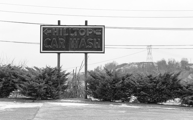 Hilltop Car Wash Redding California