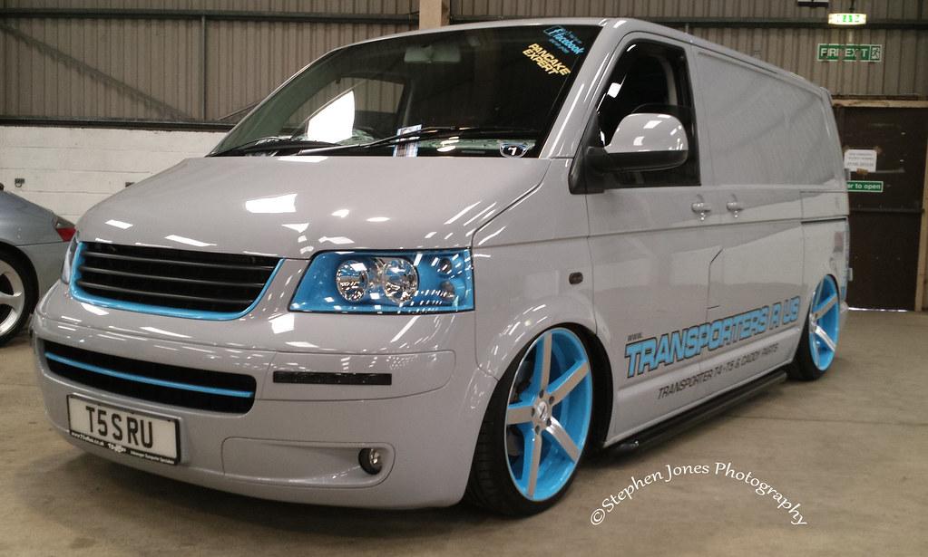 Steve White Vw >> Transporters R Us Volkswagen T5 Van   Volksfest Wales ...