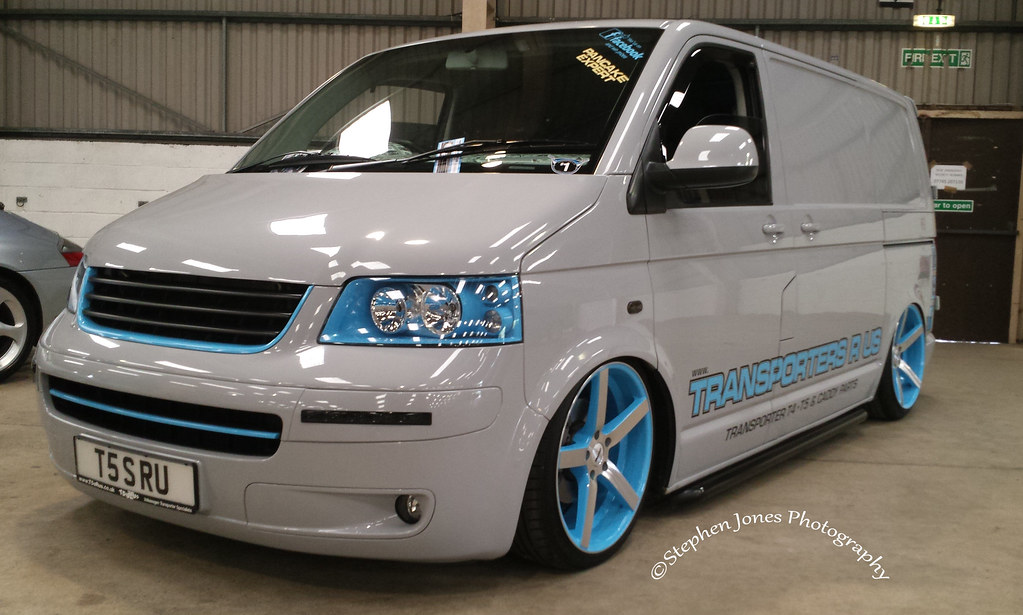 Transporters R Us Volkswagen T5 Van | Volksfest Wales ...