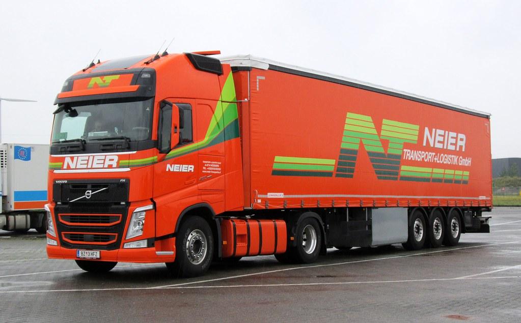 Volvo Fh12 Neier Nuziders A Augustus 2014 In Vlissingen