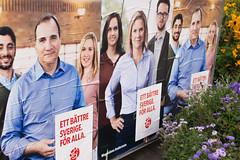 Election campaign Socialdemokraterna