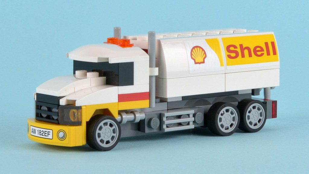 2014 Lego Shell Ferrari Promotional Sets Brickset Flickr
