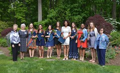 21. WCC Scholarship Tea - May 20, 2015