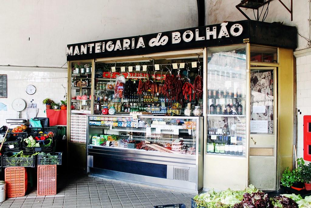 Roteiro do Porto: da Baixa Portuense ao Centro Histórico - Mercado do Bolhão