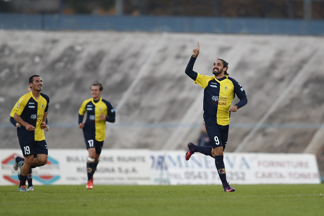 Forlì - Santarcangelo 1-1