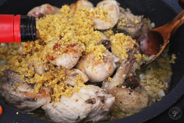 Pollo en pepitoria www.cocinandoentreolivos.com (10)