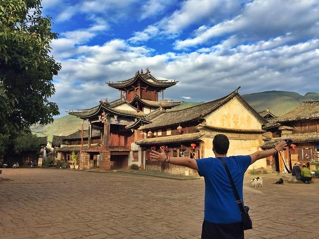 Sele en Shaxi (Yunnan, China)