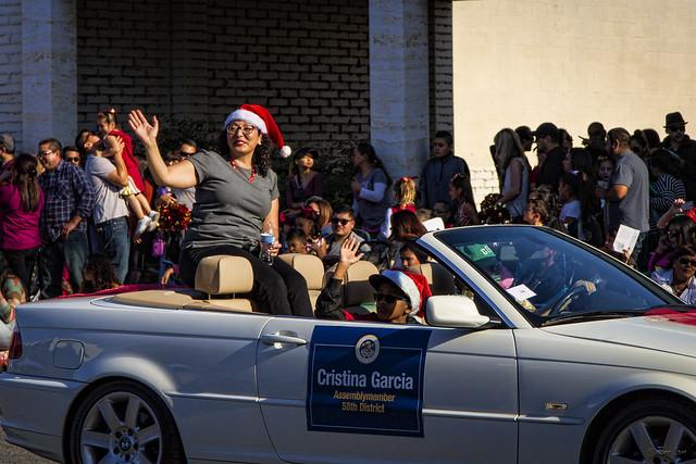 Downey Christmas Parade 2016  Christina Garcia