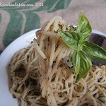 Pasta with Hot Butter & Herbs