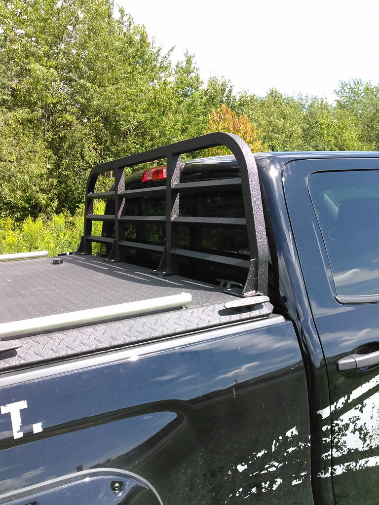 Truck Bed Cover And Surf Rack