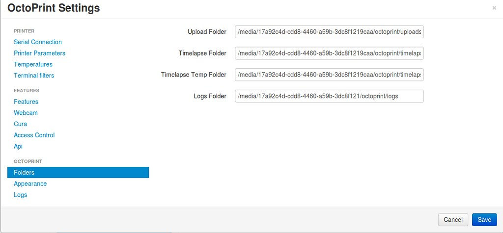 How to setup Octoprint with Repetier firmware - Deltarap