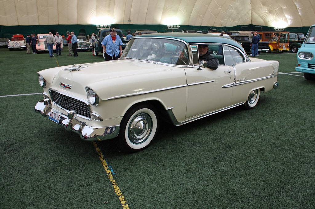 1955 chevrolet bel air 2 door hardtop sport coupe 3 of 5 flickr - 1955 chevrolet belair sport coupe ...
