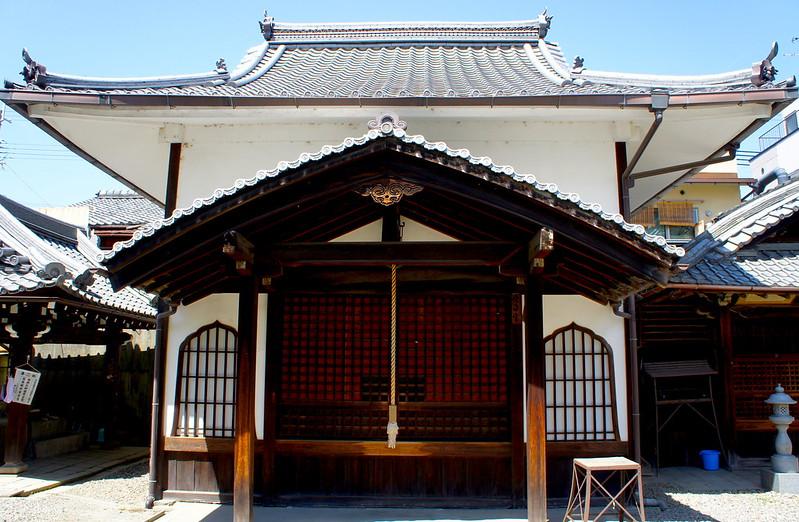 愛染堂/革堂 行願寺(Kodo, Gyogan-ji Temple / Kyoto City) 2015/05/11
