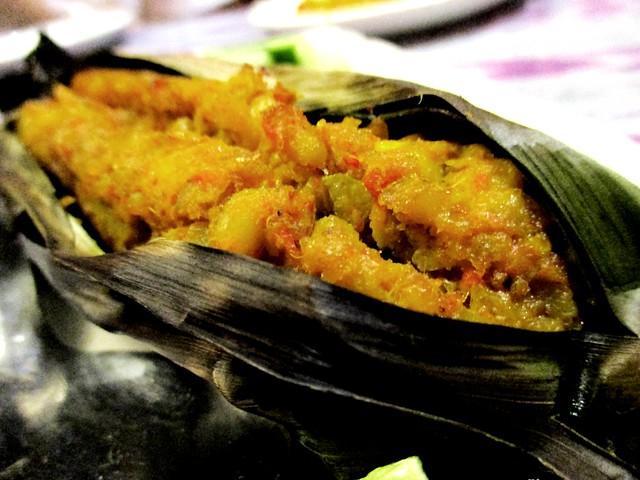Payung Cafe otak otak fish