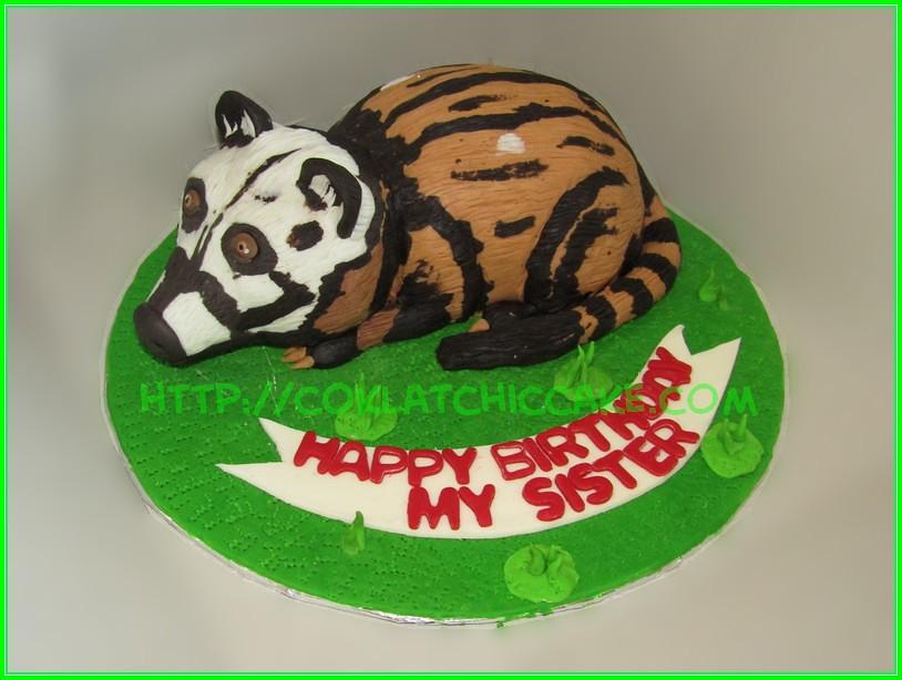 Cake Musang