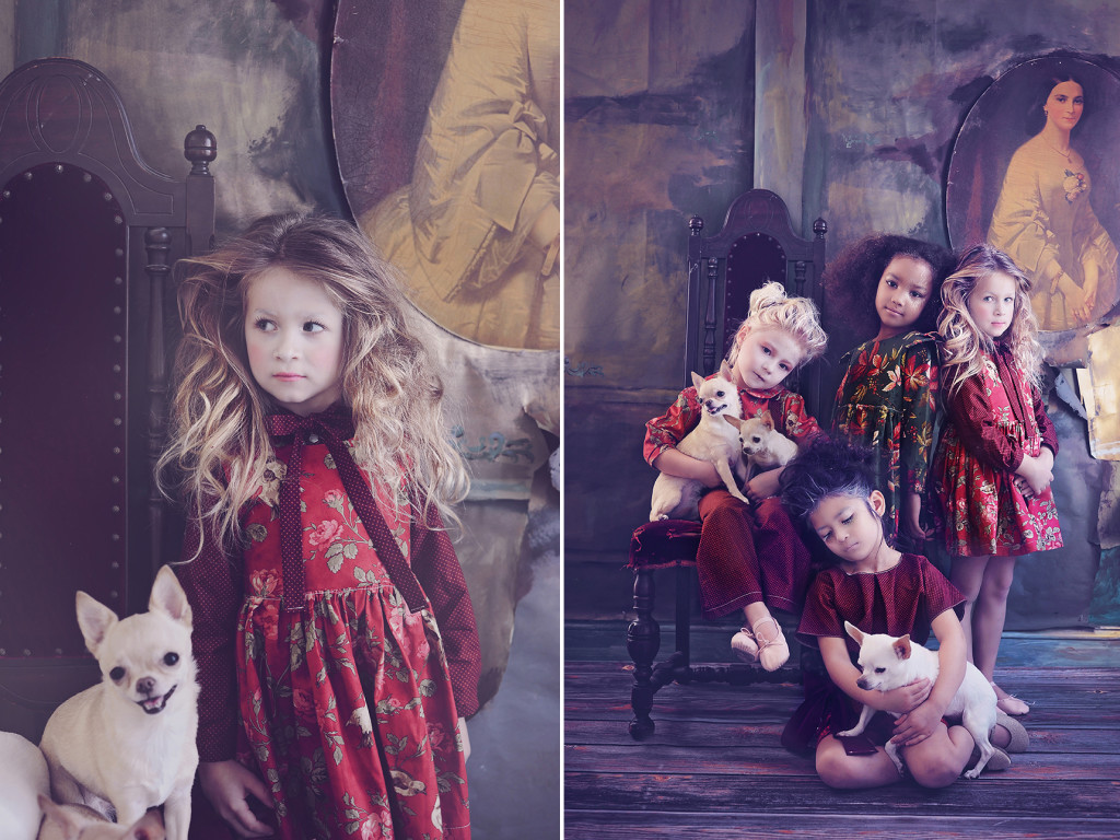 Fleur + Dot {Winter Play Date}