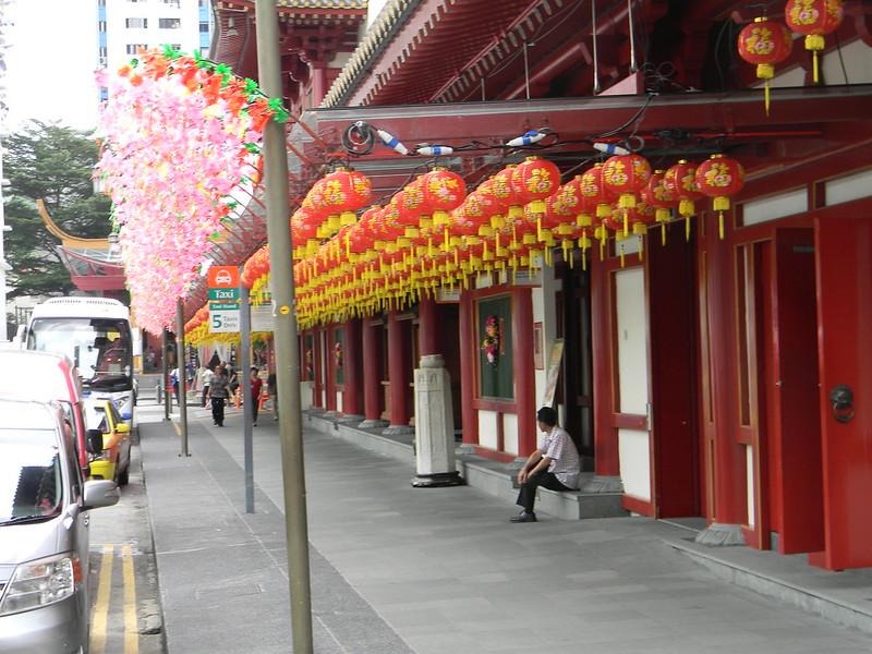 Buddhist Temple - Singapore