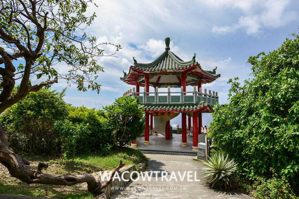 小琉球景點,望海亭,小琉球旅遊,小琉球推薦