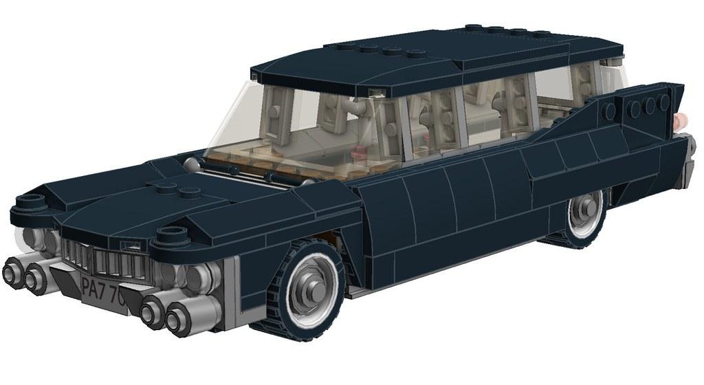 LEGO 1959 Cadillac Hearse