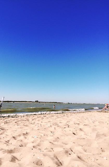 Sanlucar de Barrameda beach