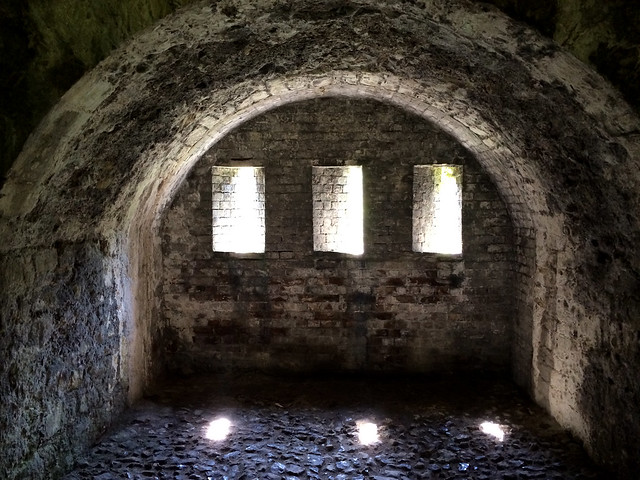 Dover Castle - Medieval Passages/Tunnels | Flickr - Photo ...