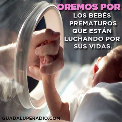 Oremospor Hermanos, unidos en oración pedimos por todos los bebés ...