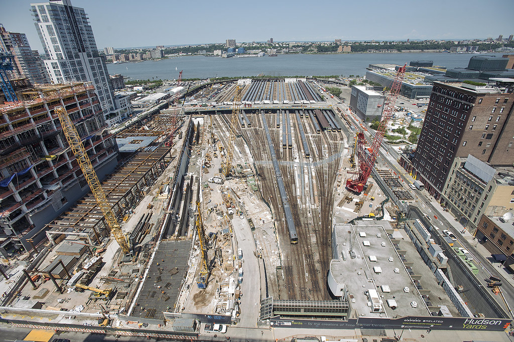 Overseas construction jobs tower hand